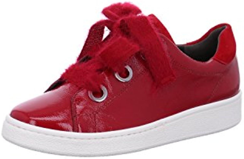 Paul Green Damen Sneaker 4539.263 Rot 464630