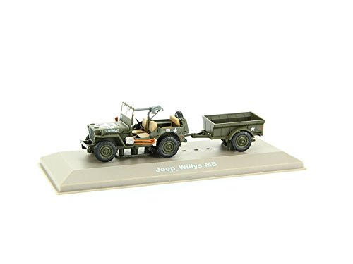 jeep-willys-mb-trailer-143-scale-diecast-military-vehicle-army-wwii-1