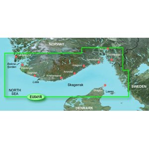 Garmin BlueChart g2 HXEU041R - Software navegación