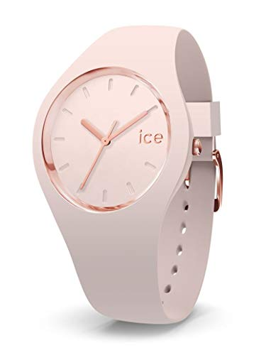 Ice-Watch Womens Analogue Quartz Watch with Silicone Strap 15334