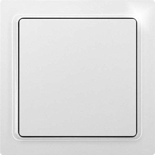 Eltako 9102982 Funktaster E-Design, 84 x 84 x 16 mm, F4T65-wg, weiß -