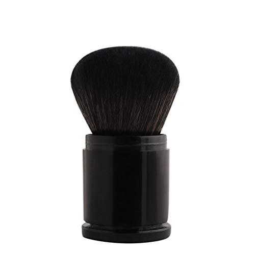 Einziehbares Make-up erröten Bürstenmischungspulver oder erröten kosmetische Hilfsmittel super...