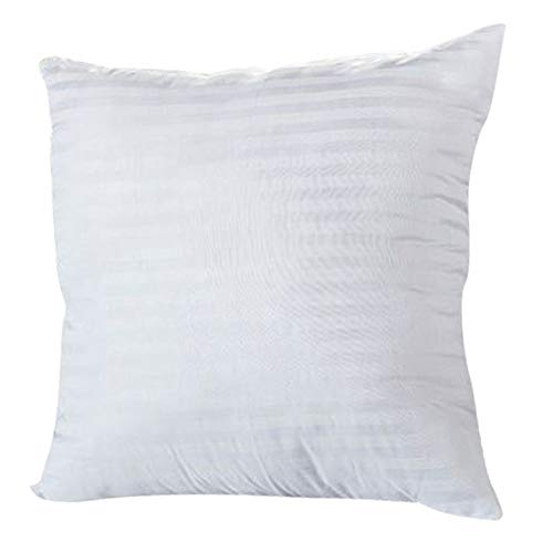 ABsoar Standard Kissenbezug Kissenbezug Home Decor White Stripe Kissenhülle Dekokissen Throw Pillow Covers Bettwäsche Für Autos Sofakissen Startseite Dekorative