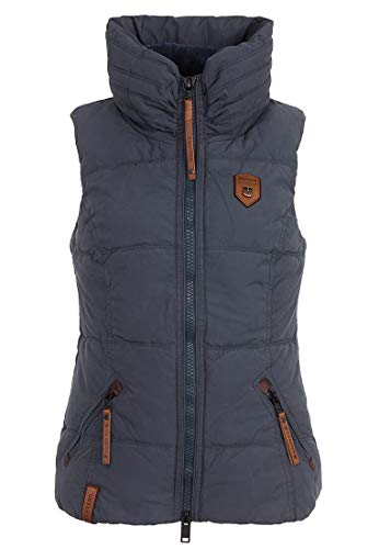 Naketano Female Jacket Hasenbergl Flavour Dark Bluegrey, L
