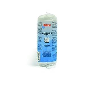 Ambersil 31797 Faserunterlegscheibe Ingenieure Tücher, 50 ml