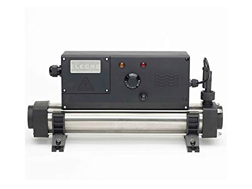 PQS Calentador de Agua para Piscina 6 KW Monofásico 11187T86