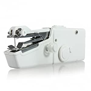 Man Friday Portable Sewing Machine Travel Home Stitch Electric Cordless Handheld
