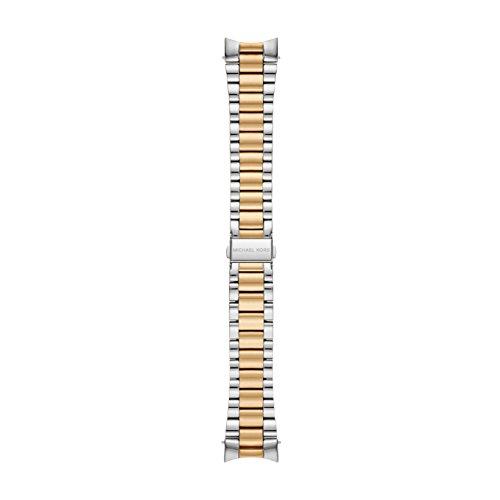 Michael Kors Damen Edelstahl Uhrenarmband MKT9024