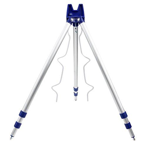 Tripod Dreibein für Angeln Ruten aus Aluminiumlegierung - Teleskop Stativ
