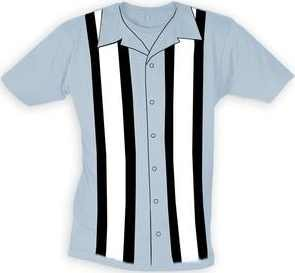 Preisvergleich Produktbild Charlies Hemd T-Shirt Charlie Harper's Look in Größe M - Two And A Half Men Charlie Sheen