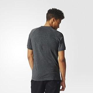 adidas Men's T-Shirt California grey Dgreyh Size:Large