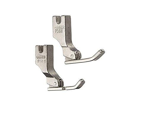 Zenith Unilateral Presser Foot P36LN/P36N Industrial Flatcar Sewing Machine right left Unilateral Zipper Foot Sewing Machine Parts