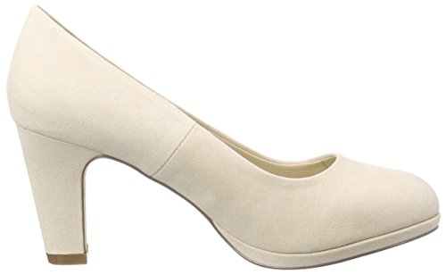 Another Pair of Shoes PatriciaaE2, Damen Plateau Pumps Beige (nude98)