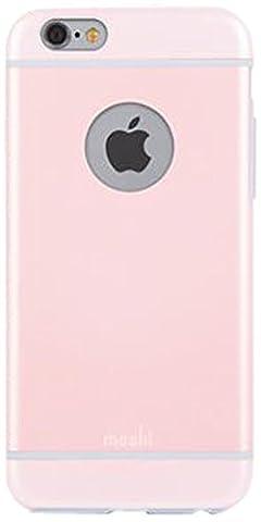 Moshi - 99MO079301 - Coque de protection iGlaze pour iPhone 6 - Rose
