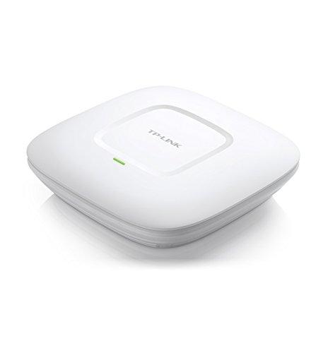 TP-Link EAP115 WLAN-Accesspoint zur Deckenmontage (Bis zu 300Mbit/s, 2,4GHz, EAP-Controller)