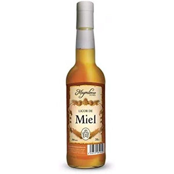Licor de Miel Mayordomo 70 cl: Amazon.es: Alimentación y bebidas