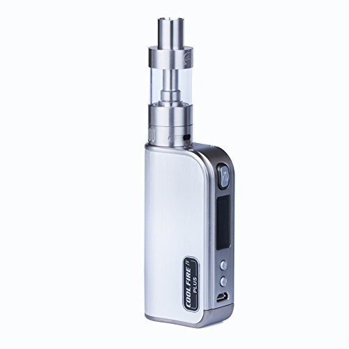 Innokin Cool Fire IV Plus with iSub G Starter Kit (Silver)