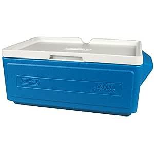 Coleman Party Stacker Cooler, 25 Quart (Blue)