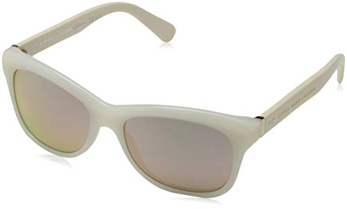 Marc Jacobs Unisex-Kinder MJ 611/S 0J C3Z 47 Sonnenbrille, Milk Cream/Grey Rosegd Sp