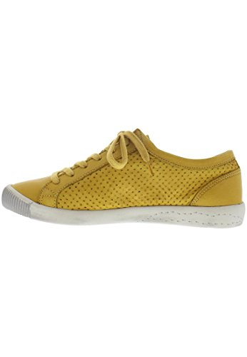 Softinos Ica388sof, Sneakers basses femme Jaune