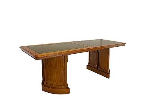 Antike Fundgrube Konferenztisch Besprechungstisch Tisch Studio Globe Wernicke L: 233 cm (8484)
