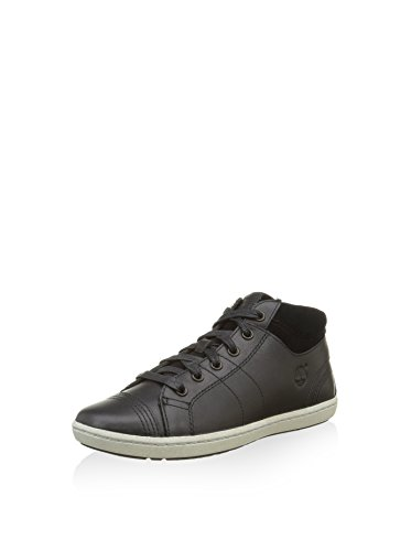 Timberland Ca14au M, Sneakers Hautes femme Noir