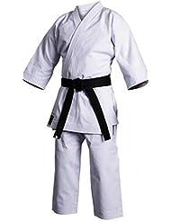 Grupo Contact Kimono Artes Marciales (Karate), Blanco, Varias Tallas (1.70 cm