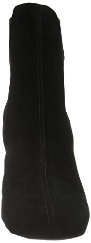 Bronx Damen Bx 995 Kurzschaft Stiefel Schwarz (Black 01)