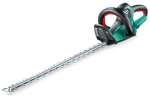 Bosch Home and Garden 0600847K00 Tagliasiepi, 700 W, Verde/Nero