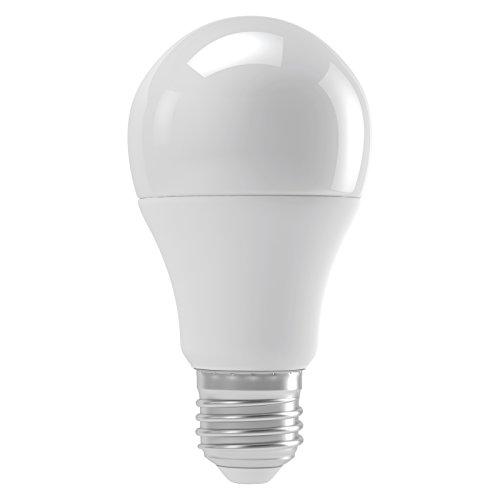 EMOS LED Glühlampe Classic A67 20W E27 neutralweiß, Glas, 20 W, Transparent, 5,2 x 5,2 x 9,5 cm