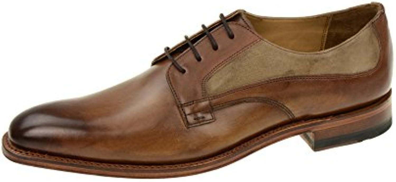 Gordon & Bros5098-d Brown - zapatos con cordones Hombre