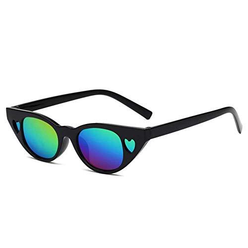 SYR Sonnenbrillen für Kinder lieben Junge Mädchen-Sonnenbrillen,Green