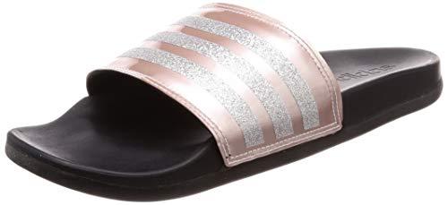 adidas Damen Adilette Comfort Dusch- & Badeschuhe , Mehrfarbig (Grmeva/Grmeva/Negbás 000) , 42 EU