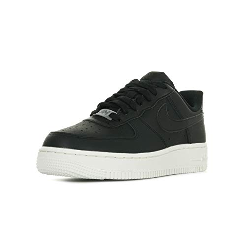 Nike Wmns Air Force 1 '07 Ess, Scarpe da Basket Donna, Nero Black/Summit White 004, 40 EU