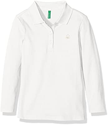 United Colors of Benetton 3bg8c3047, Polo para Niños