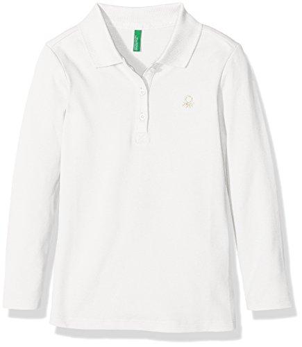 united-colors-of-benetton-3bg8c3047-polo-para-nios-blanco-white-12-18-meses-talla-del-fabricante-1y