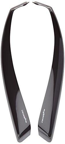 ClimAir CLS0033387D 3387D Windabweiser Profi vorne schwarz,