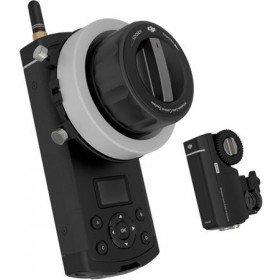 DJI - Funk-Fokusverfolgungssystem mit Fernbedienung (OLED, Bluetooth, USB, Reichweite 100 Meter, kompatibel mit Ronin-M & Ronin-mx) Farbe schwarz