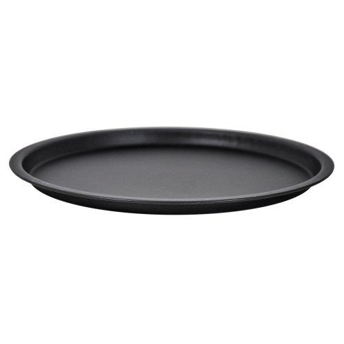 Guardini ARIANNA Plaque à pizza 28 cm Acier antiadhésif Noire Diamètre 28 cm