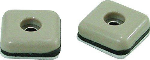 Patins glisseurs Slide Glide, Paquet de 4, blanc, 9242