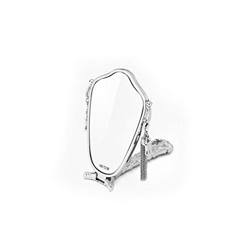 Espejo Maquillaje Espejo Escritorio Espejo Retro Flecos