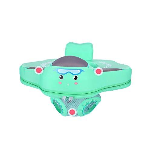 WHL.LL Baby Schwimmring Kreis sitzend Baby Duale Verwendung Einstellbar Sitz Kind Schwimmring Unterarm 1-3-6 Jahre alt Rettungsring