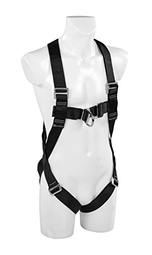 89903bf644 SpanSet 2-X full body 2 point harness for work restraint and fall arrest