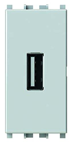 4Box 4B.V14.USB Caricatore USB 2.1 Ampere Compatibile con...