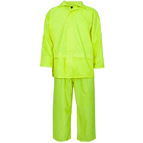 Stylo Online - Tuta da Lavoro - Manica Lunga - Uomo Yellow/Plain XXXXL