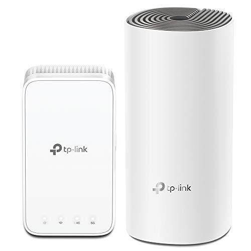 TP-Link Deco E3, Router/Puntos Acceso + Repetidor