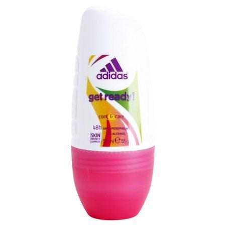 Adidas Get Ready! Deodorante Roll On - 50 ml