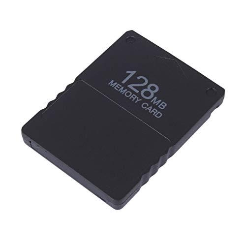 Tree-on-Life Robustes, kompaktes, schnelles und effizientes 128-MB-Speicherkarten-Modul zum Speichern von Spieldaten-Sticks für Sony für PS2 für PS für Playstation - Ps-daten-modul