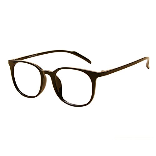 Haodasi Männer Frau Groß Oval Rahmen Schüler Kurzsichtigkeit Brille Ultraleicht TR90 Rahmen...