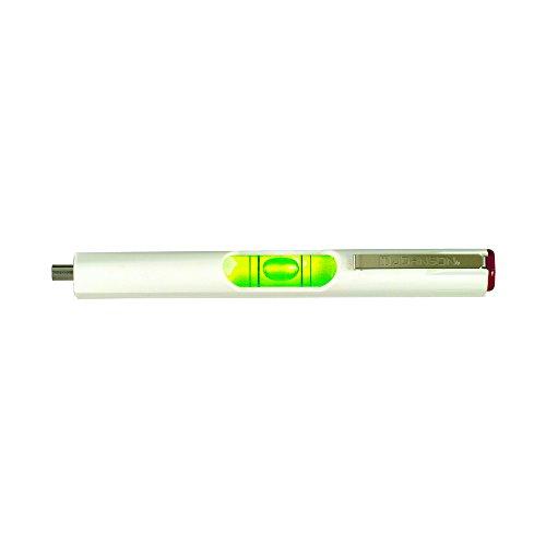 Johnson Level & Tool 5005-Zoll Projekt Tasche Wasserwaage mit magnetischer Tonabnehmer